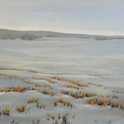 FROZEN FIELDS 30X40