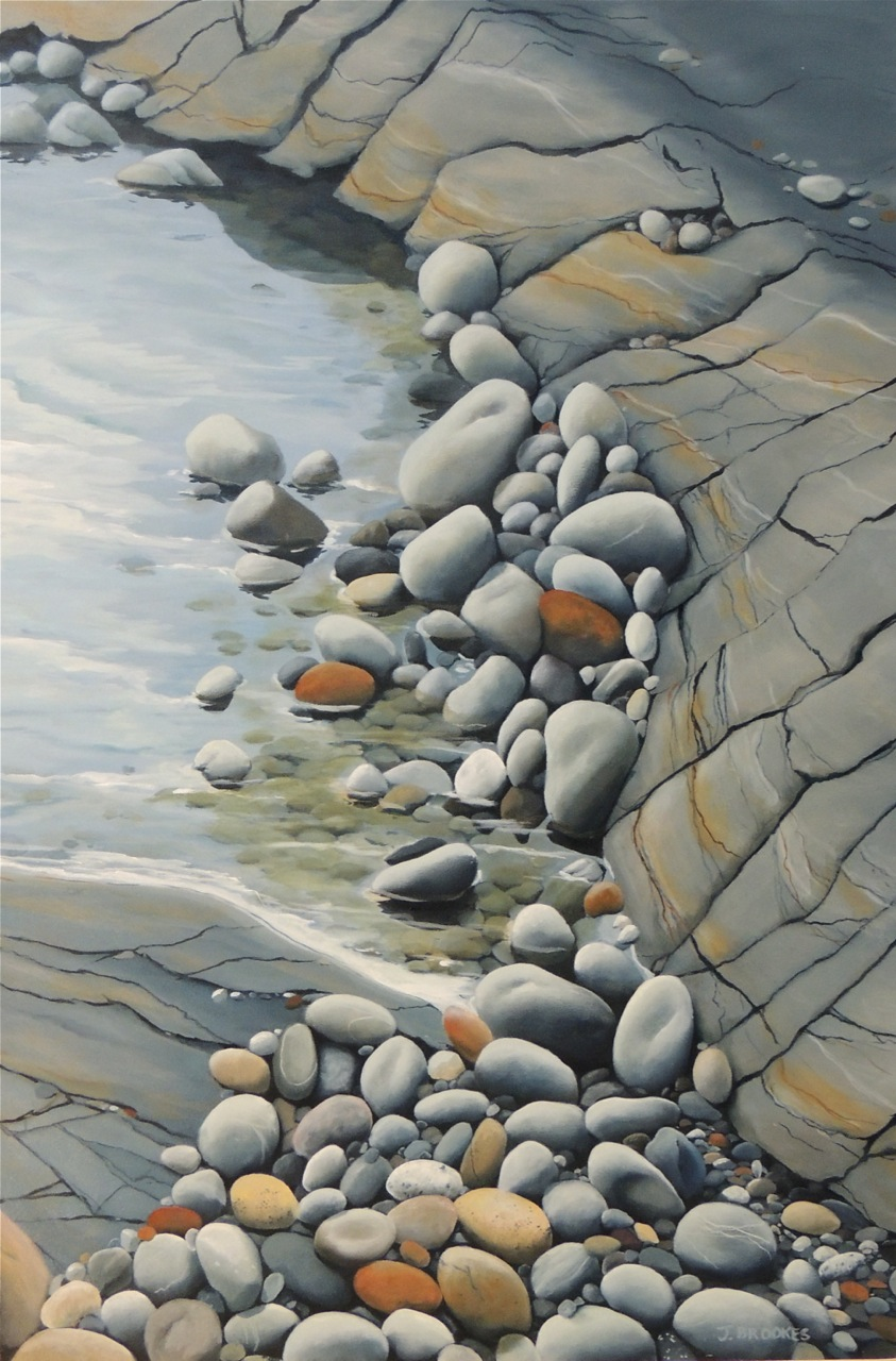 smooth-rocks-in-a-tidal-pool-30x30