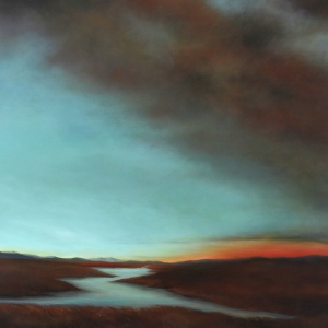 sunset-over-skye-48x48-2006