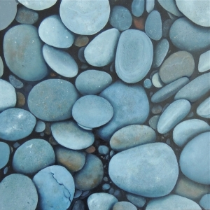 smooth-rocks-oil-on-canvas