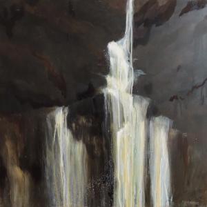 waterfalls-3-oil-on-canvas